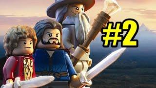 Смотреть Лего Хоббит прохождение #2