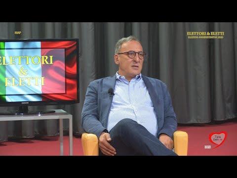 Elettori & Eletti: Antonio Scamarcio, candidato sindaco centrodestra