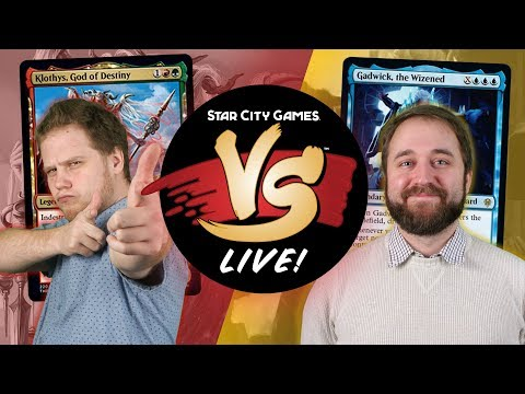 VS Live!   Gruul Aggro VS Izzet Flash   Standard   Match 2