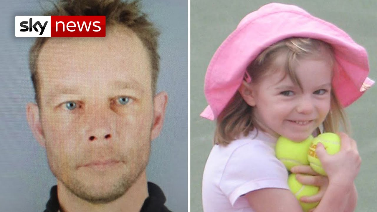 Madeleine McCann: How did suspect cover his paedophile past?