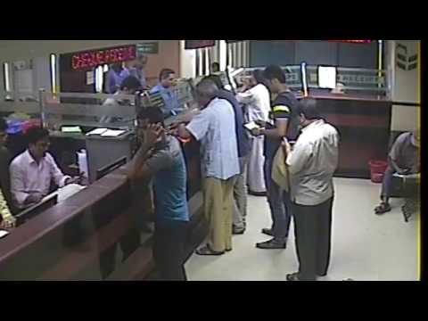 National Bank Chapai Nawabganj 1000000/= taka Hijack video cam-4