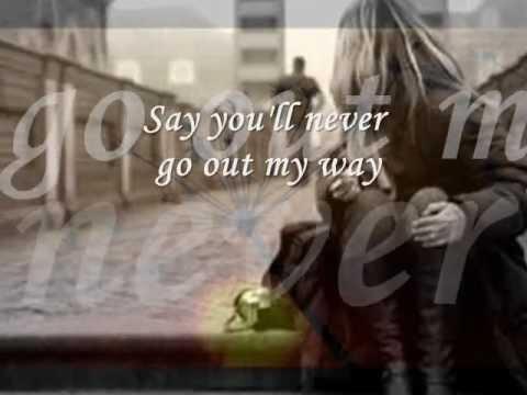 Say you'll never go - Neocolors lyrics