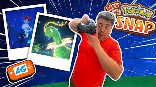 Como Hacer fotos Nocturnas de POKEMON en New Pokemon Snap 💥  Gameplay #2