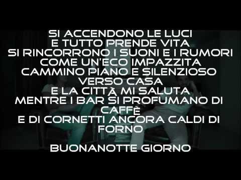 Gabry Ponte - Buonanotte Giorno + Testo (: