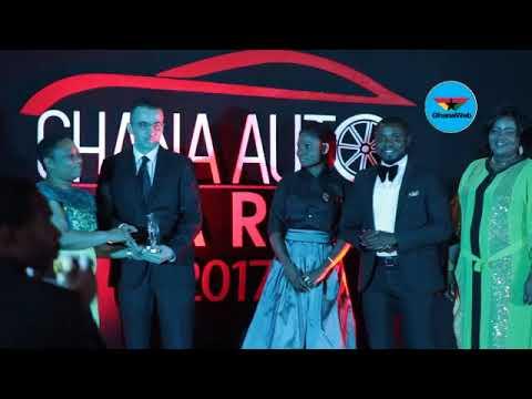 Ghana Auto Awards: Auto Plaza wins Auto Company of the Year