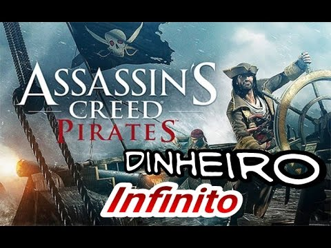 Assassins Creed Pirates v2.8.0 Hack Dinheiro Infinito - OS/Android Unlimited Money/Gold
