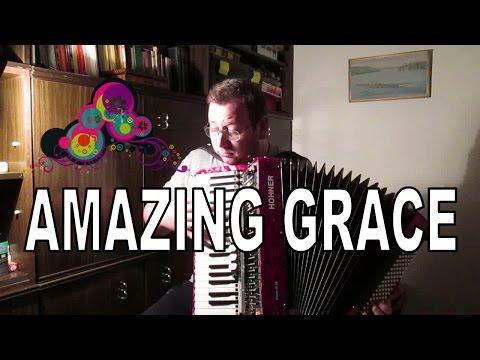 Amazing Grace Accordion