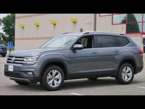 New 2018 Volkswagen Atlas Saint Paul MN Minneapolis, MN #87383 - SOLD