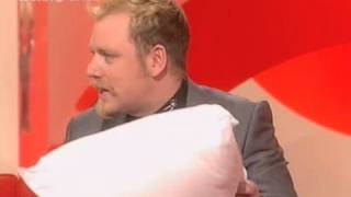 Sound Asleep Pillow featured on Richard & Judy
