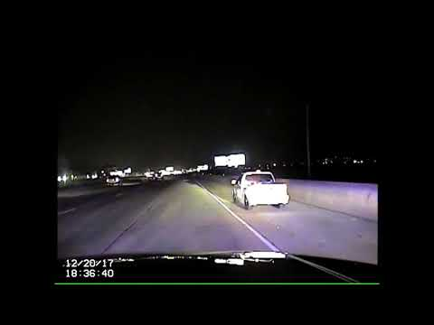 Police shootout on I-15