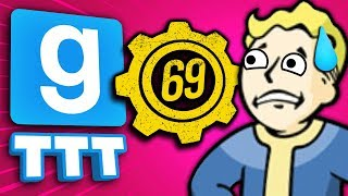 WELCOME TO VAULT 69! | Gmod TTT