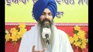 Gurbani Katha - Maut Aur Zindagi - Bhai Kulwant Singh Ji