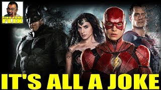 IT'S ALL A JOKE – Aquaman China Release, Flash Pushed Back, Superman and Batman Allegedly Gone