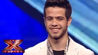 أدهم نابلسي - قدك المياس يا عمري العروض المباشرة - الاسبوع 7 - The X Factor 2013