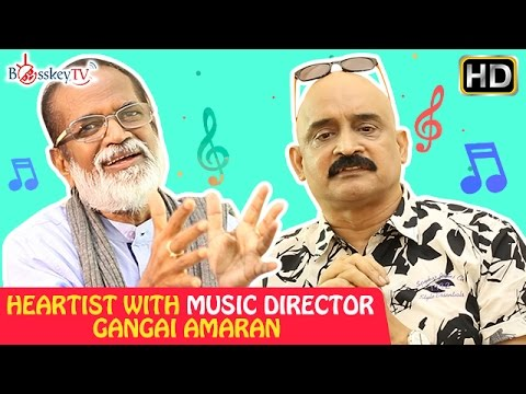 Gangai Amaran about Ilayaraja's National Award Refusal Controversy | Heartist | Bosskey TV