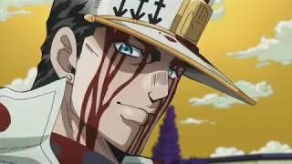 """You Say Run"" Goes With Everything - Jotaro Vs Kira (JJBA: Diamond Is Unbreakable)"