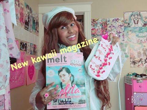 New Harajuku Fashion Magazine | Melt Magazine ♥