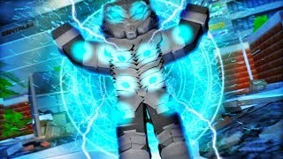 ROBLOX-SAVITAR is VERY FAST and RUNS in the WATER! (The CW Flash Central City)