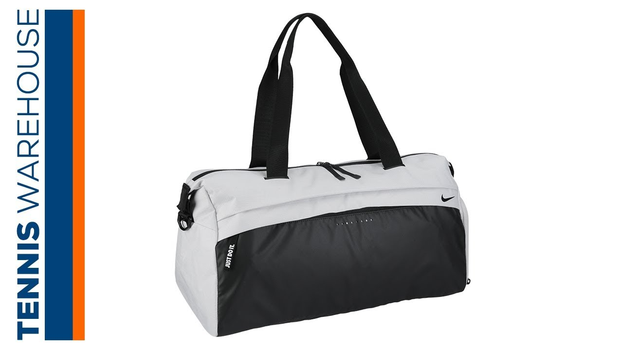 1475e1bfdaa Nike Radiate Club Duffel Bag - YouTube