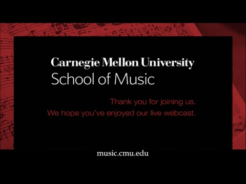 CARNEGIE MELLON JAZZ ORCHESTRA & JAZZ VOCAL GROUP - November 14th, 2018 [live stream]