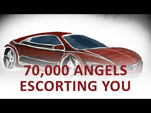 The Beginning and the End with Omar Suleiman: 70,000 Angels Escorting You (Ep26)