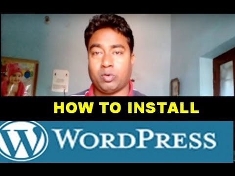 How to Install WordPress Blog on your Hosting Space !! Tutorial – 3