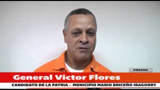 CANDIDATO DE LA PATRIA MUNICIPIO MARIO BRICEÑO IRAGORRY