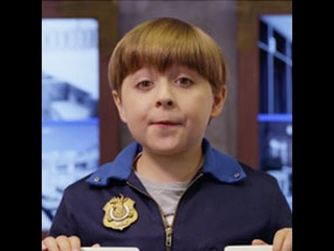 Christian Disteo role of Agent Owen from Odd Squad