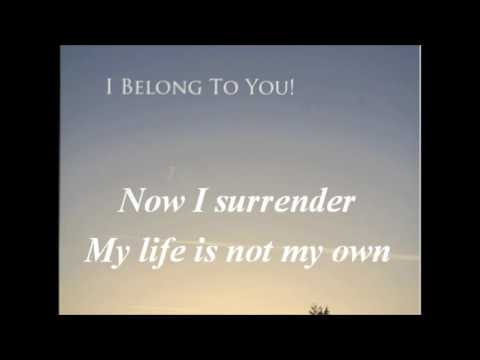 I belong to you instrumental
