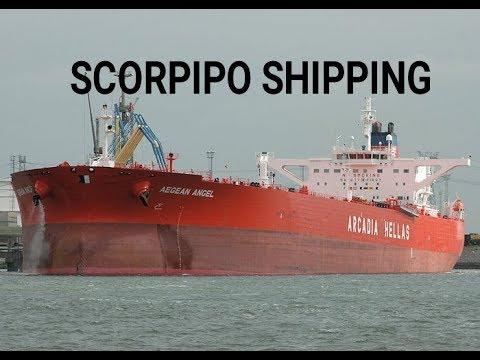 Marchant navy -ll SCORPIO SHIPPING CAMPANY ?