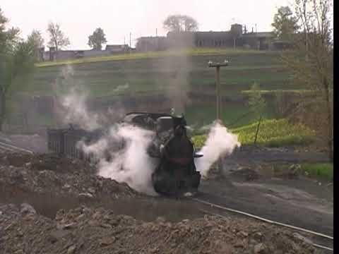 Steam in China 2007 Narrow Gauge Part 3 of 4 -Yinghao Coal Railway