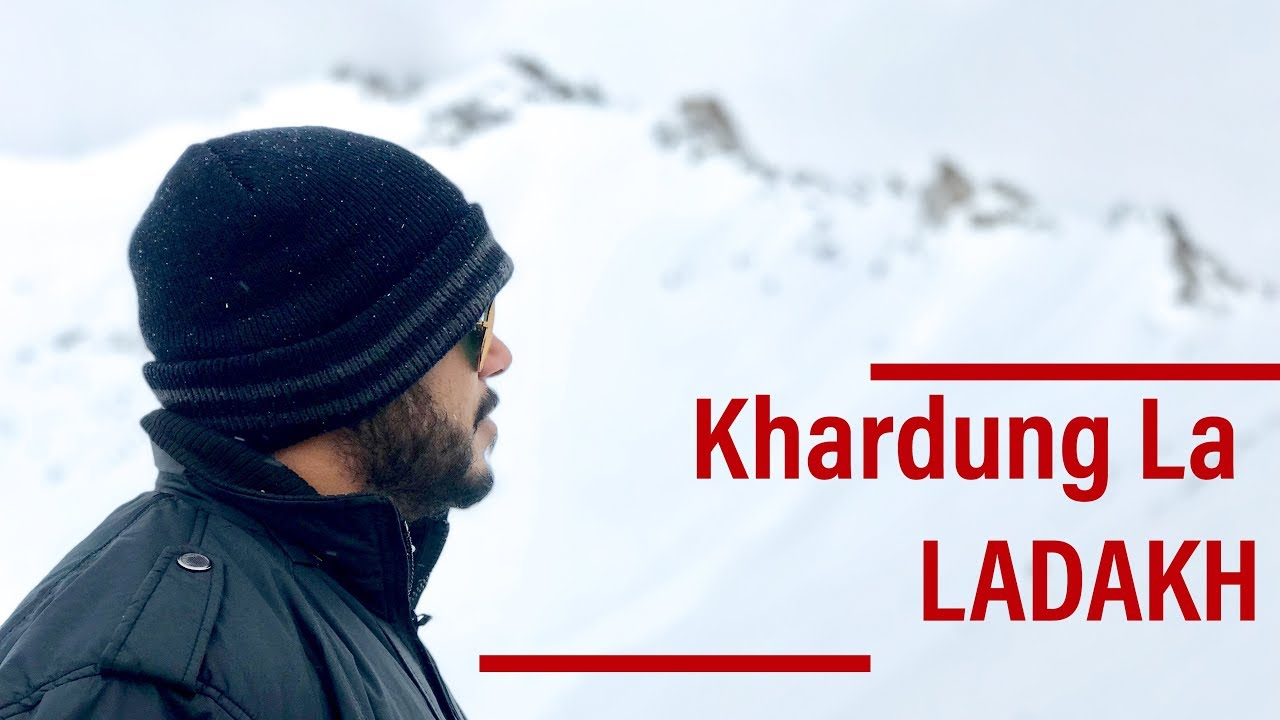 🔥 KHARDUNGLA 🔥 Video Tour | Best place to visit in Ladakh | Among World's Highest Motorable Roads