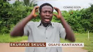 KANTANKA TALKS ABOUT EKURASE SKUUL TV SERIES