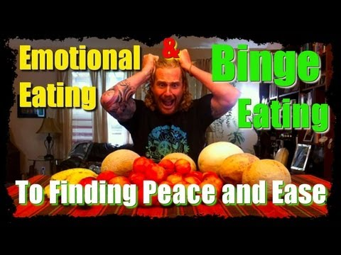 Emotional Eating & Binge Eating, Finding Peace and Ease
