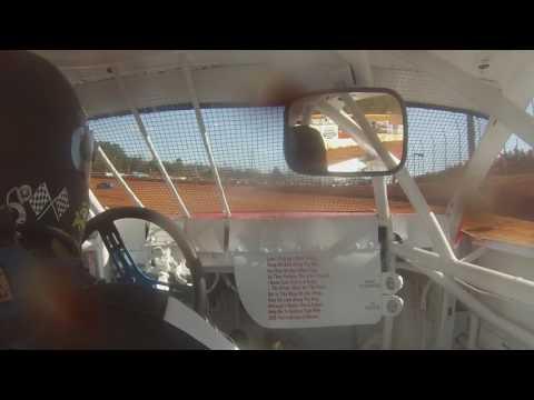 Cherokee Speedway Open Pratice #1 2-19-17 Alexus Motes