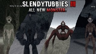 Slendytubbies 3 - All New Monster!