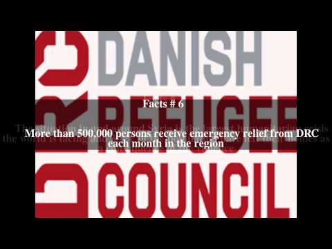 Danish Refugee Council Top # 13 Facts