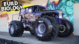 Monster Trucks are 12,000lbs and 1,400hp Worth of Insanity. How Son-uva Digger Works!