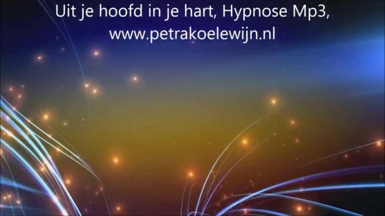 Uit je hoofd in je hart, hypnose, meditatie, ontspanning #1
