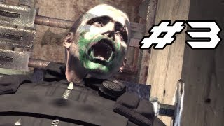 BATMAN Arkham Asylum Gameplay Walkthrough - Part 3 - Green Goo Face (Let