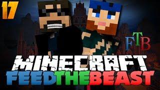 Minecraft Modded Survival - FTB 17 - HIJACKERS GET HIJACKED