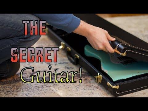 The Guitar I've Kept A Secret!