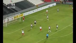 MCFC Chairman Khaldoon scores a hatrick