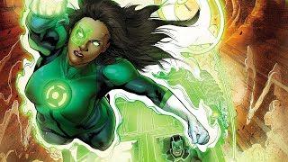 Green Lantern Rise Of The Manhunters Opening Scene