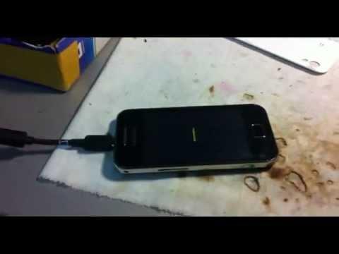 как прошить телефон через downloader