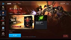 How to scan and repair Battle.net games