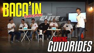 BACAIN TEAM EDITION | The Elite VS The Goodrides