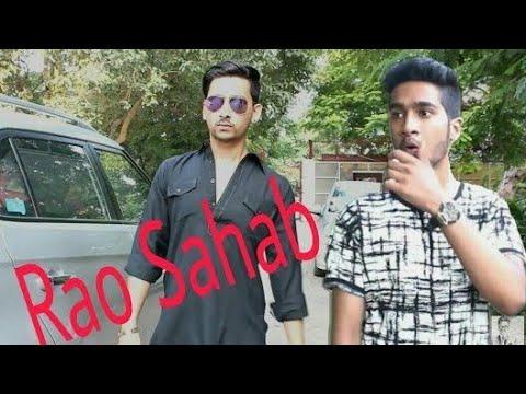 RAO SAHAB KA TORA BANDA KHADE KHADE RORA | KHURAFATI CHHORA | Funny Video | Indian Vine