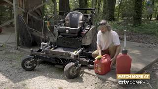 LOL! Phil Robertson, Prostates and Gas Cans, Oh My! | In the Woods with Phil