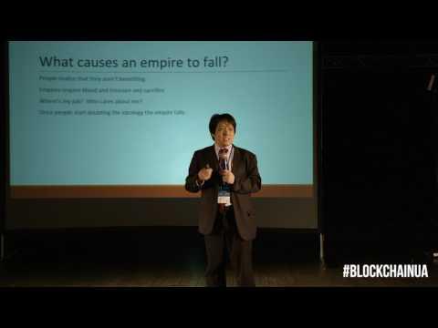 BlockchainUA. Joseph Wang. Geopolitics and Bitcoin: Global Finance, Hong Kong and American Empire